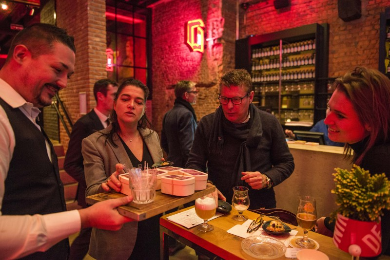 Antwerp City Brewery - De Koninck
