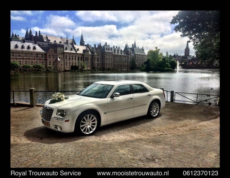 Royal Trouwauto - Service