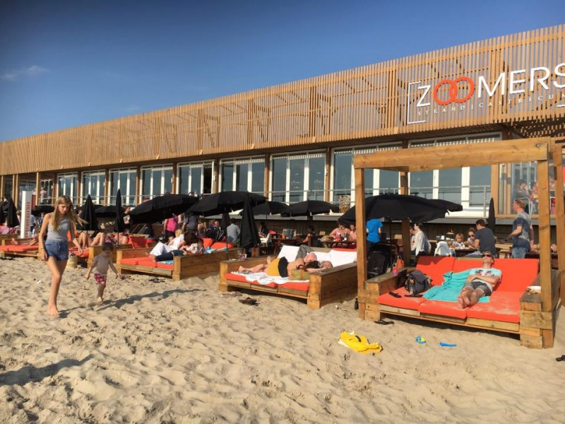 Strandpaviljoen Zoomers